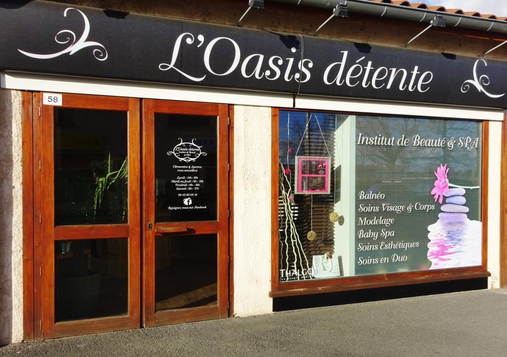 Relativ L'Oasis Détente QF08